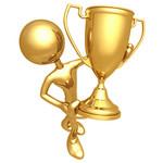 LuMaxArt Golden Guy Trophy Winner!