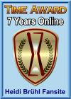 Time Award - 7 Jahre online!
