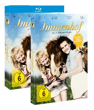 Immenhof- Neu auf DVD und Blu-ray!