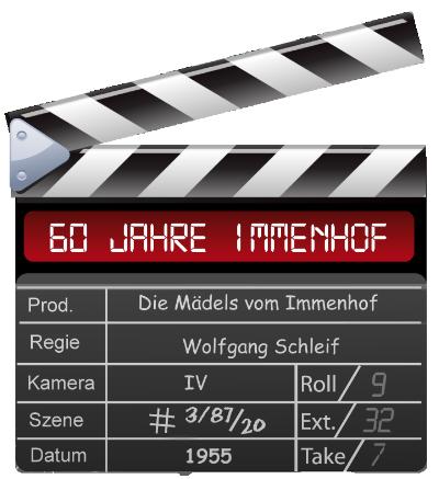 60 Jahre Immenhof-Filme 1955 - 2015!